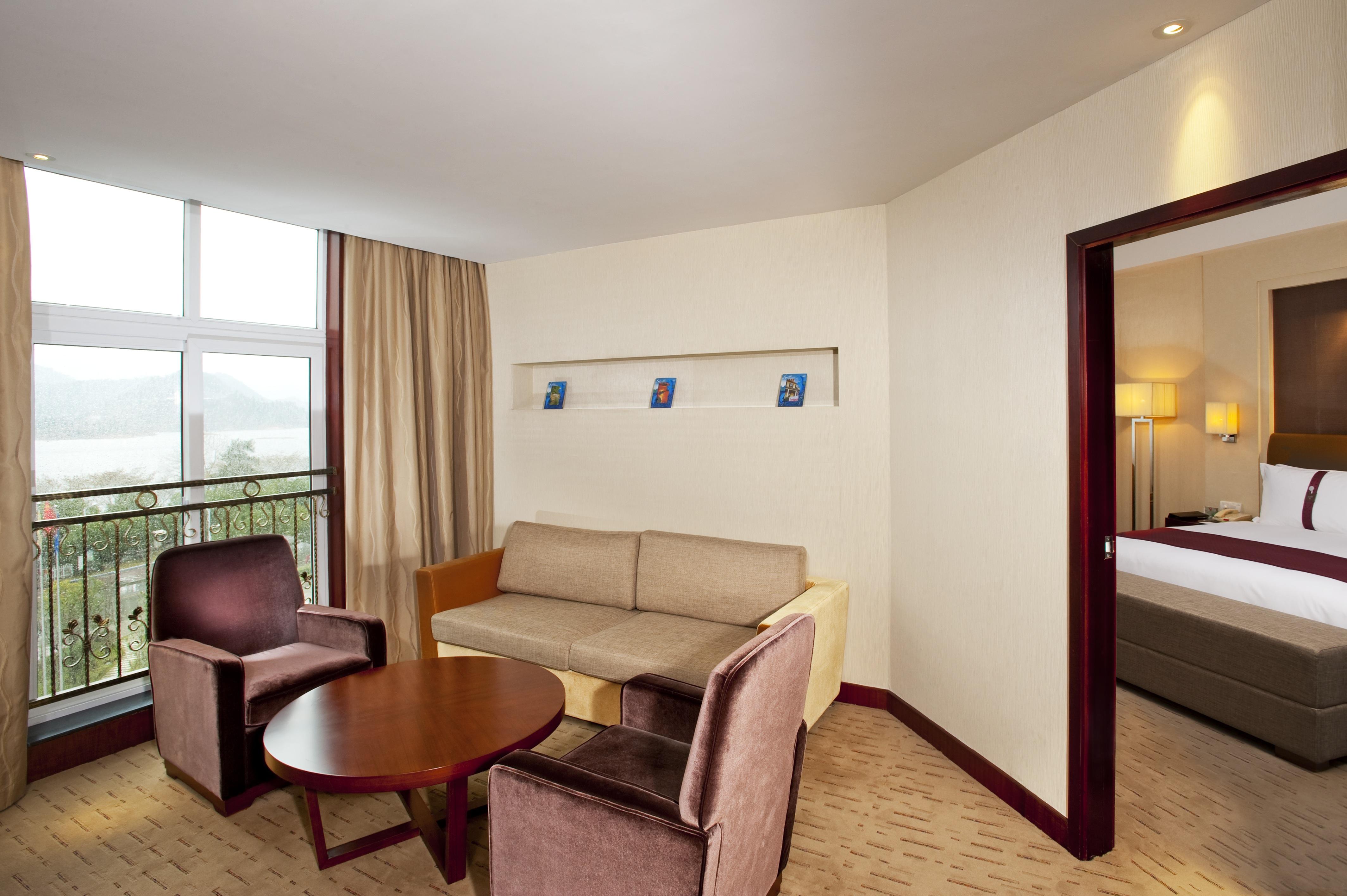 杭州千岛湖海外海假日酒店招商银行-出行易|酒店预订