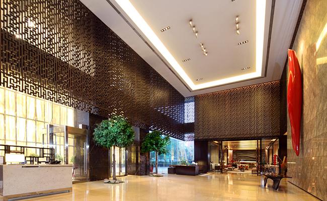 北京希尔顿酒店前厅部服务顾客满意度调查