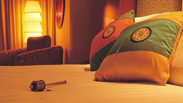 酒店客房设计图展示
