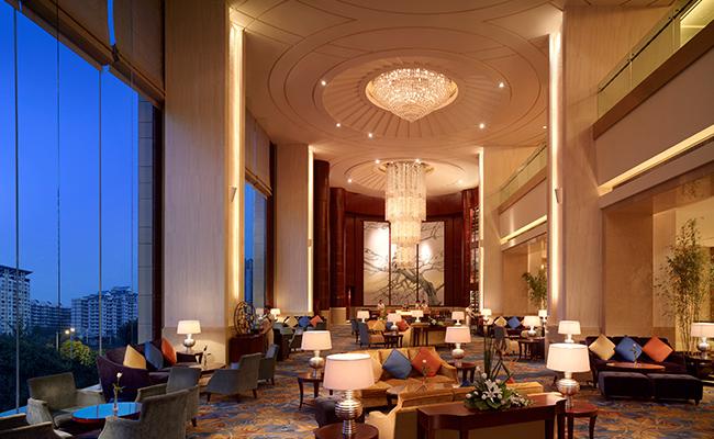 成都香格里拉大酒店招商银行-出行易 酒店预订 酒店