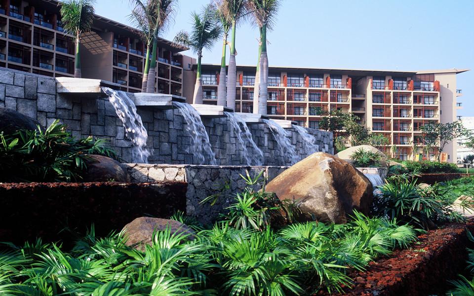 三亚亚龙湾红树林度假酒店招商银行-出行易|酒店预订